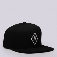 Agitator Snapback Black Scale