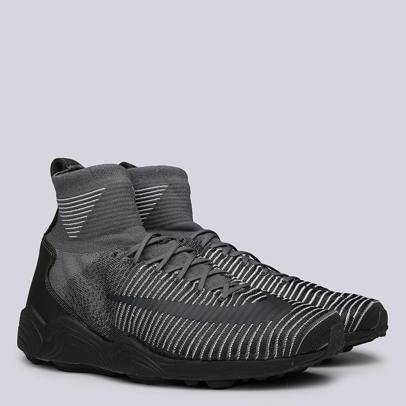 Кроссовки Nike Sportswear Zoom Mercurial XI FKКроссовки lifestyle<br>Текстиль, резина<br><br>Цвет: Серый<br>Размеры US: 8;8.5;9;9.5;10;10.5;11;11.5;12<br>Пол: Мужской