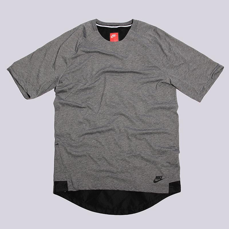 Футболка Nike sportswear BND Top SS KNT