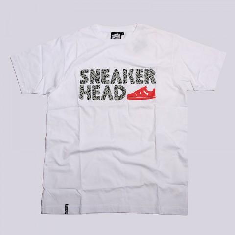Футболка Sneakerhead Logo Elefant Print