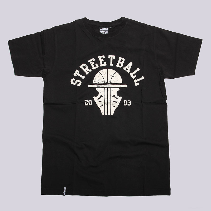 Футболка Sneakerhead Streetball College