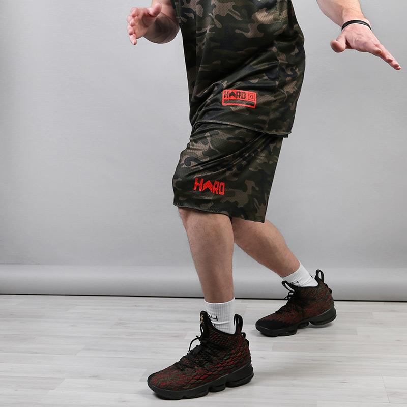Двухсторонние шорты Hard HRD Shorts