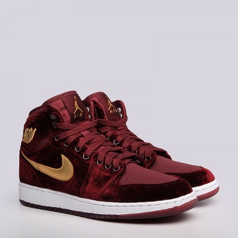 Кроссовки Air Jordan 1 Retro High Prem HC GG