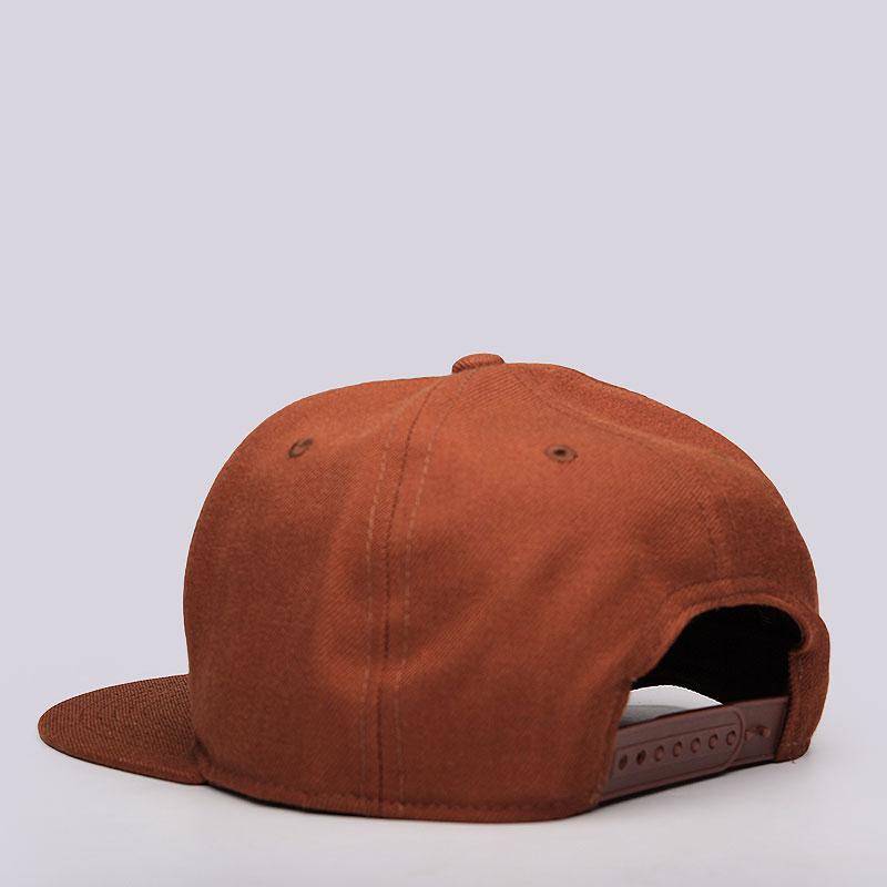 мужскую коричневую  кепка skills skills 03 Skills 03-brown - цена, описание, фото 3