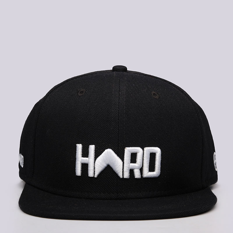 Кепка Hard Logo Snapback