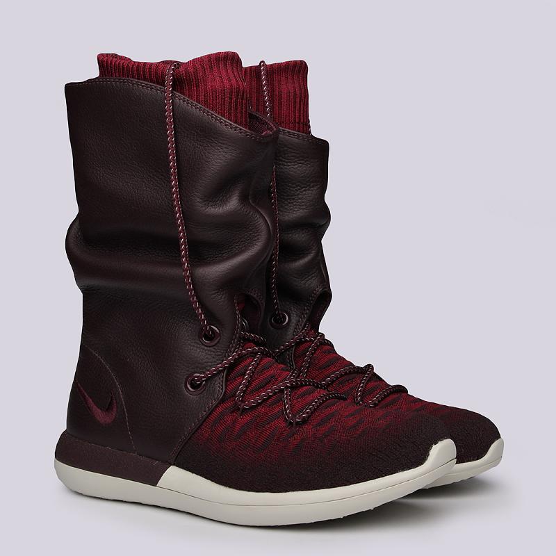 Сапоги Nike Sportswear WMNS Roshe Two Hi Flyknit