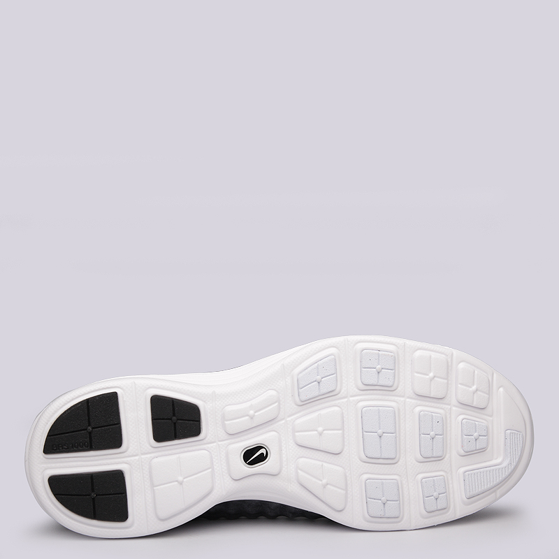 мужские серые  кроссовки nike lunar magista ii fk 852614-002 - цена, описание, фото 4