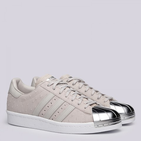 Кроссовки  adidas Originals Superstar 80S Metal Toe W