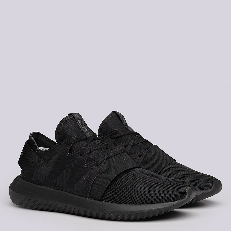 Кроссовки  adidas Originals Tubular Viral WКроссовки lifestyle<br>Текстиль, резина<br><br>Цвет: Чёрный<br>Размеры UK: 4.5;5;5.5;6.5;7;7.5;8;8.5<br>Пол: Женский