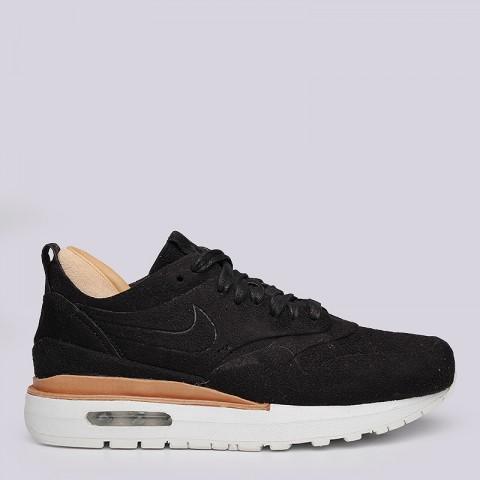 женские черные  кроссовки nike wmns air max 1 royal 847672-001 - цена, описание, фото 2