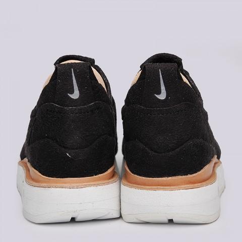 женские черные  кроссовки nike wmns air max 1 royal 847672-001 - цена, описание, фото 6