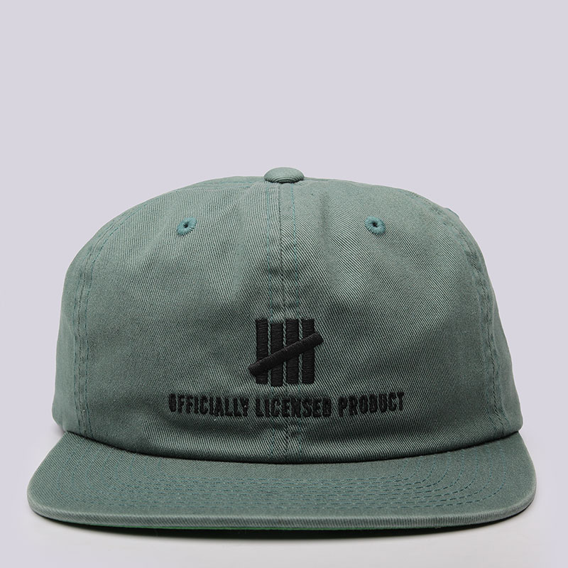 Кепка Undftd Official Strapback Cap