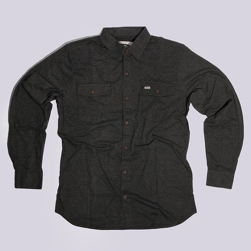 Рубашка Wemoto BentПоло рубашки<br><br><br>Цвет: Серый<br>Размеры US: XL<br>Пол: Мужской