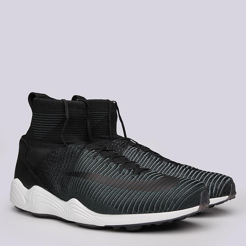 Кроссовки Nike Sportswear Zoom Mercurial XI FK FCКроссовки lifestyle<br>текстиль, резина<br><br>Цвет: Черный<br>Размеры US: 11<br>Пол: Мужской
