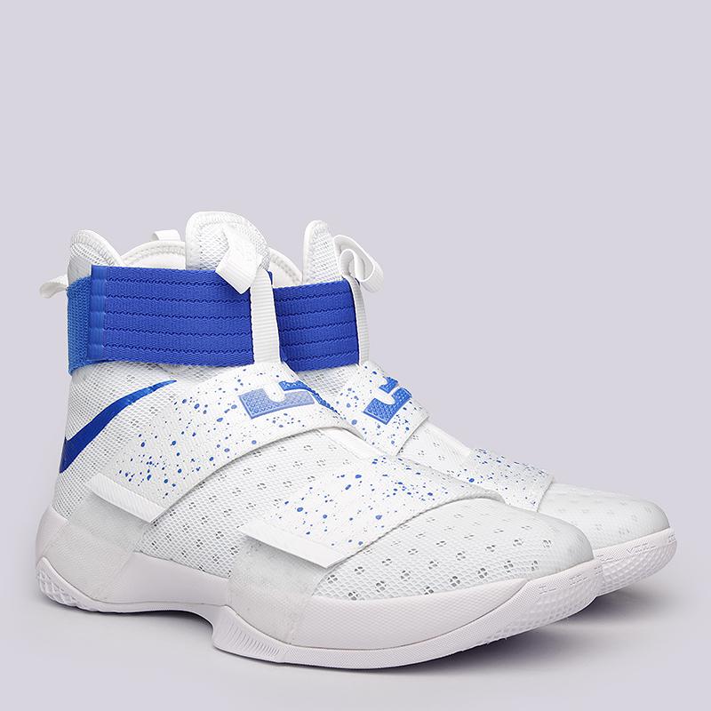 Кроссовки Nike sportswear Lebron Soldier 10