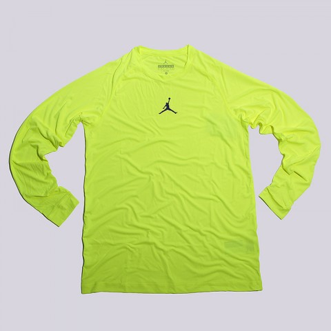 Alpha Dry Fitted LS Top Jordan
