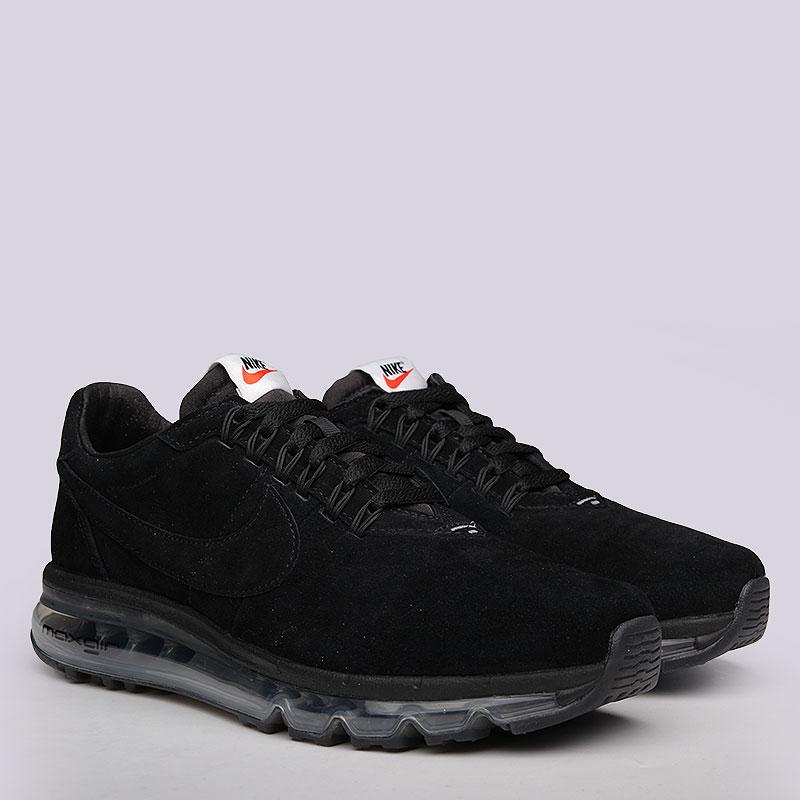 Кроссовки Nike Sportswear Air Max LD-ZeroКроссовки lifestyle<br>Кожа, текстиль, резина<br><br>Цвет: Черный<br>Размеры US: 8;10;10.5;11;11.5<br>Пол: Мужской