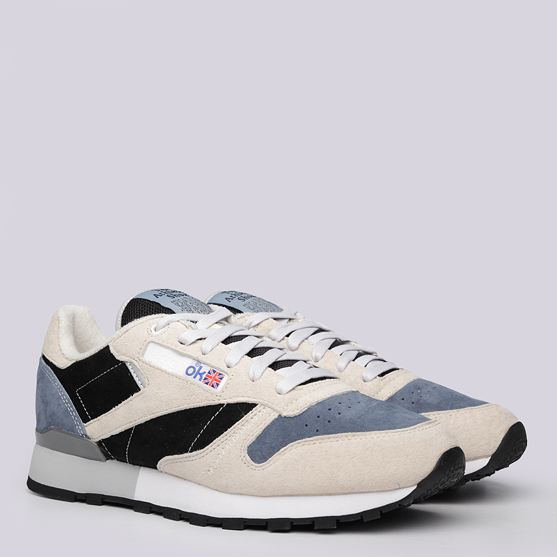 Кроссовки Reebok GS CL Leather