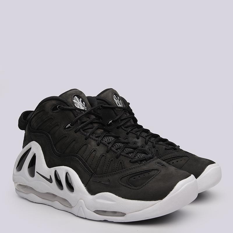 Кроссовки  Nike Sportswear Air Max Uptempo 97Кроссовки lifestyle<br>Кожа, текстиль, резина, пластик<br><br>Цвет: Чёрный<br>Размеры US: 10.5<br>Пол: Мужской