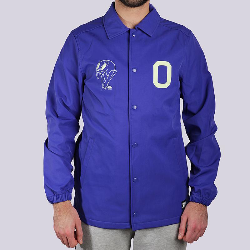Куртка Jordan 11 JacketКуртки, пуховики<br>100% нейлон<br><br>Цвет: Фиолетовый<br>Размеры US: S;M;L;XL;2XL<br>Пол: Мужской