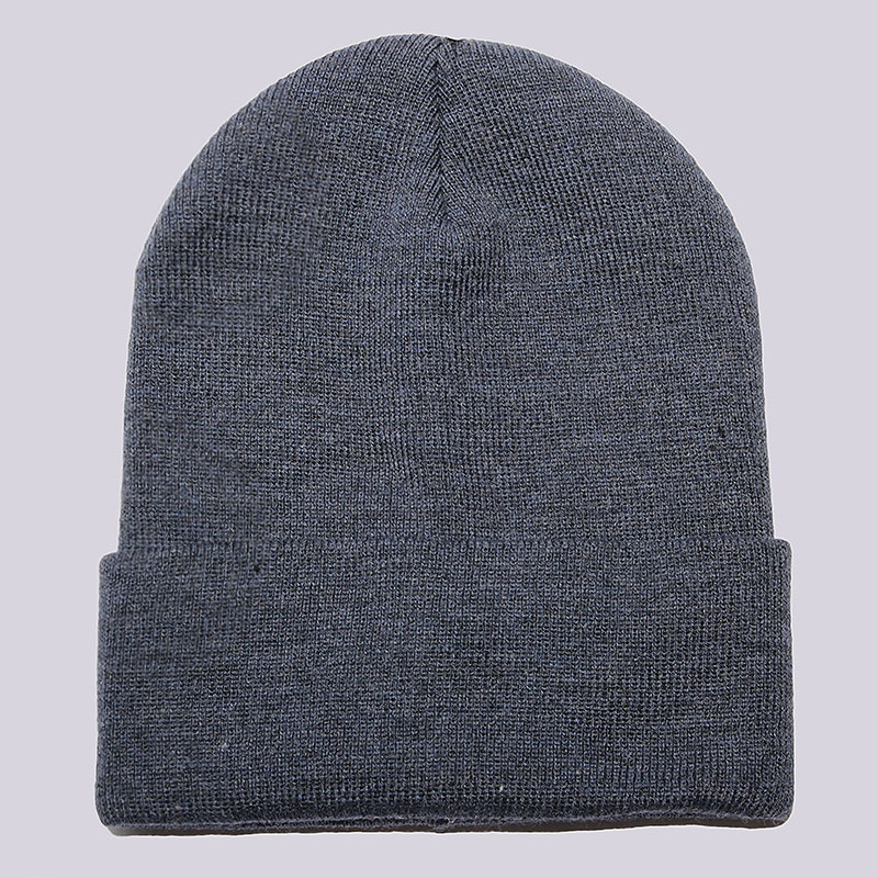 Шапка True spin Plain Cuffed Beanie