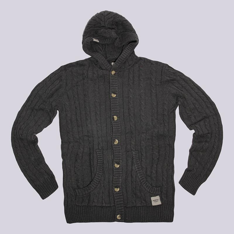 Толстовка Wemoto CampТолстовки свитера<br>100% хлопок<br><br>Цвет: Серый<br>Размеры US: XL<br>Пол: Мужской