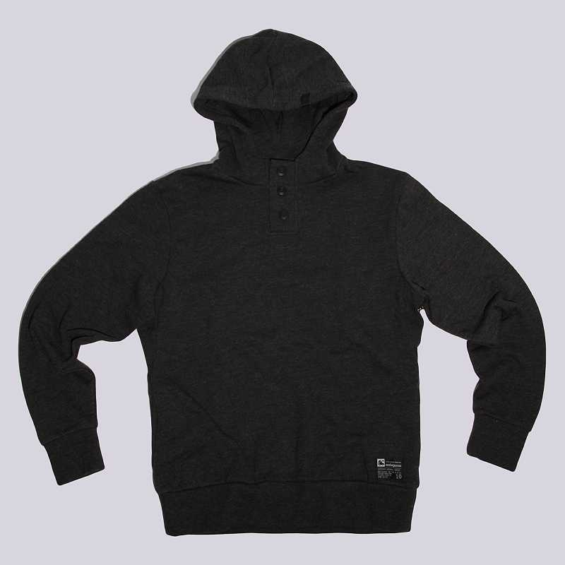Толстовка AmbiguousТолстовки свитера<br>60% хлопок, 40% полиэстер<br><br>Цвет: Черный<br>Размеры US: M<br>Пол: Мужской