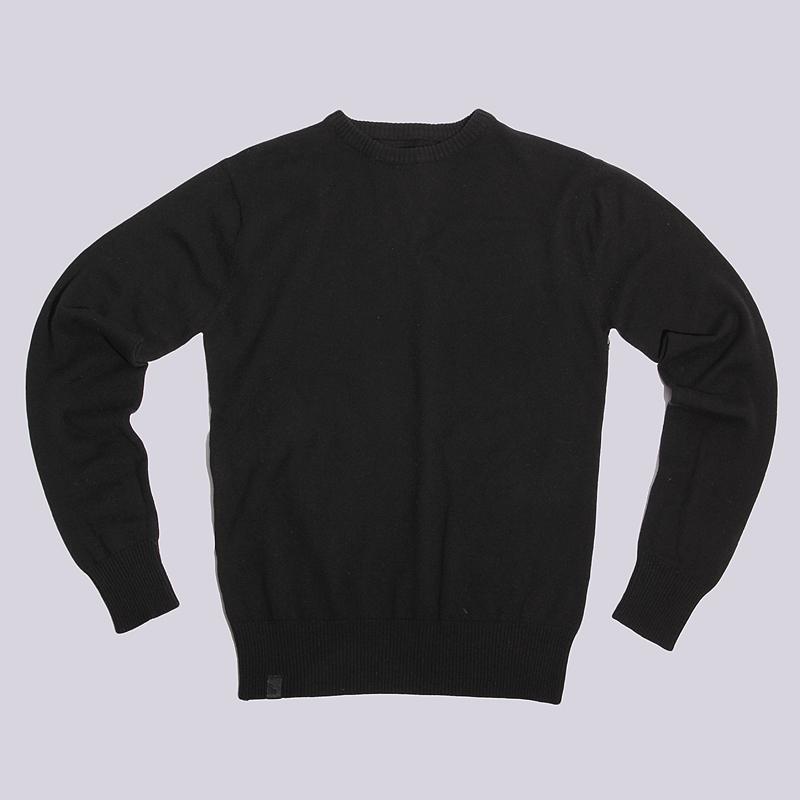 Толстовка Ambiguous BLKТолстовки свитера<br>50% хлопок, 30% шерсть, 2-% полиэстер<br><br>Цвет: Черный<br>Размеры US: S<br>Пол: Мужской