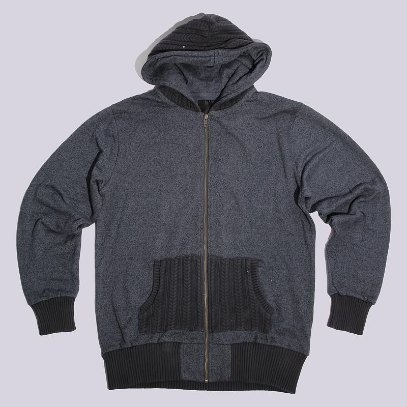 Толстовка Ambiguous NAVYТолстовки свитера<br>60% хлопок, 40% полиэстер<br><br>Цвет: Синий<br>Размеры US: L<br>Пол: Мужской
