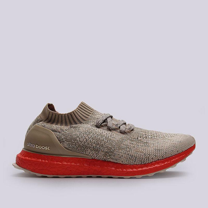 мужские бежевые, оранжевые кроссовки adidas ultra boost uncaged S82064 -  цена, описание, фото d1bfbf3cf6e