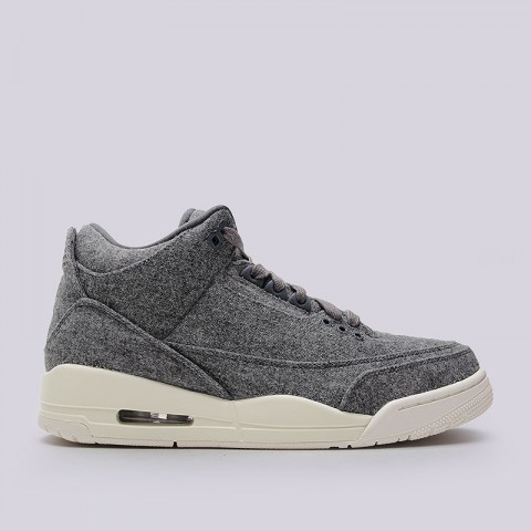 Кроссовки Air Jordan III Retro Wool Jordan