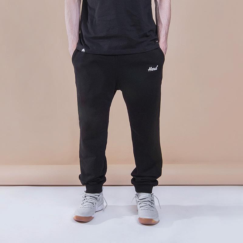 Брюки Hard Pants BlackБрюки и джинсы<br>100% хлопок<br><br>Цвет: Черный<br>Размеры : S;M;L;XL<br>Пол: Мужской