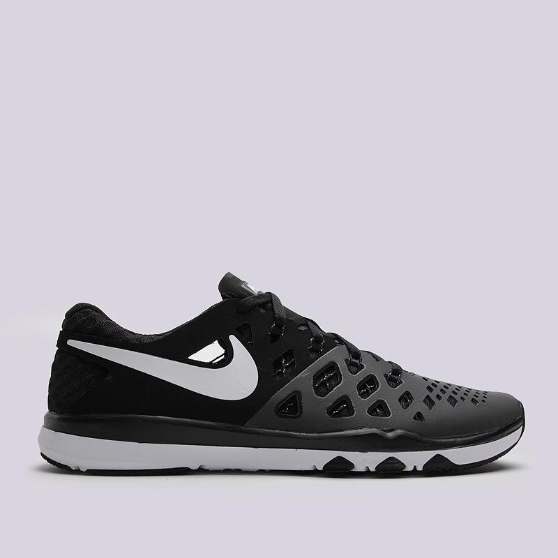 Кроссовки Nike Train SpeedКроссовки lifestyle<br>текстиль, резина<br><br>Цвет: Черный<br>Размеры US: 8;8.5;9;9.5;10.5;11;11.5;12<br>Пол: Мужской
