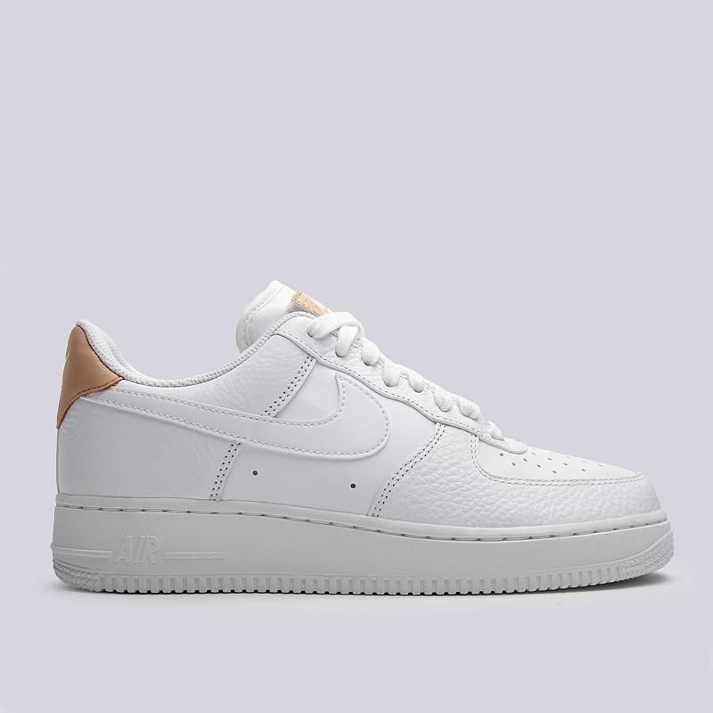 Кроссовки Nike Sportswear Air Force 1 `07 LV8Кроссовки lifestyle<br>синтетика,кожа, текстиль, резина<br><br>Цвет: Белый<br>Размеры US: 8<br>Пол: Мужской