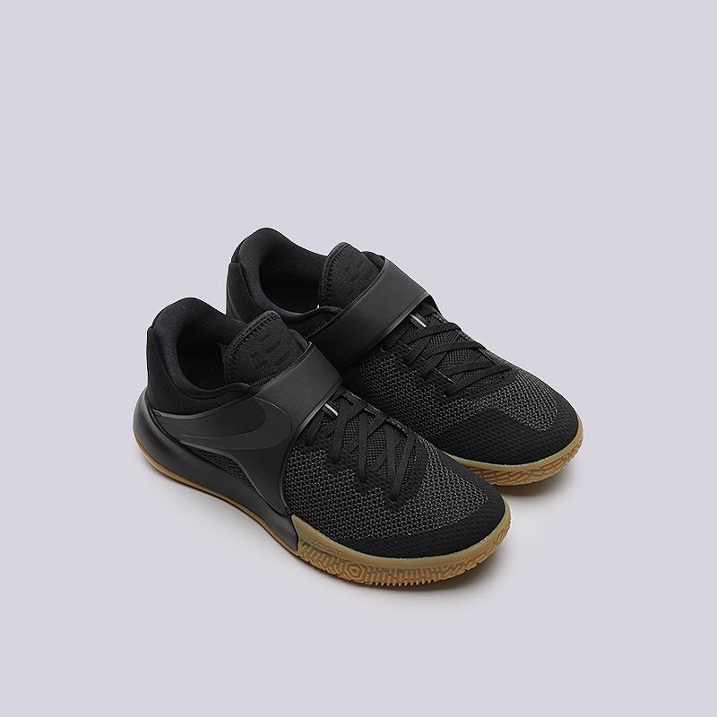 мужские черные  кроссовки nike zoom live 852421-011 - цена, описание, фото 2