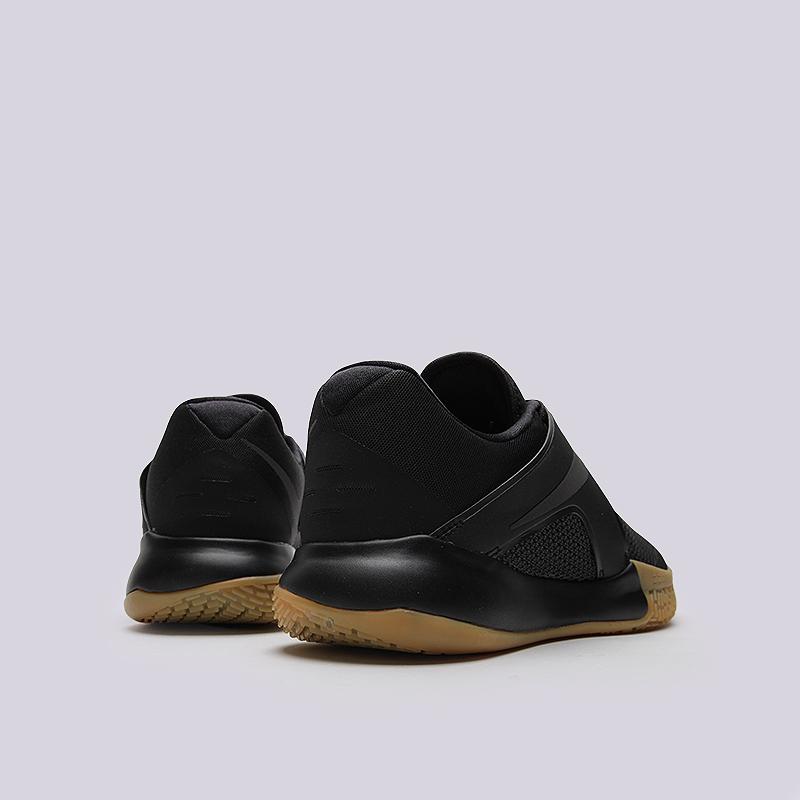 мужские черные  кроссовки nike zoom live 852421-011 - цена, описание, фото 3