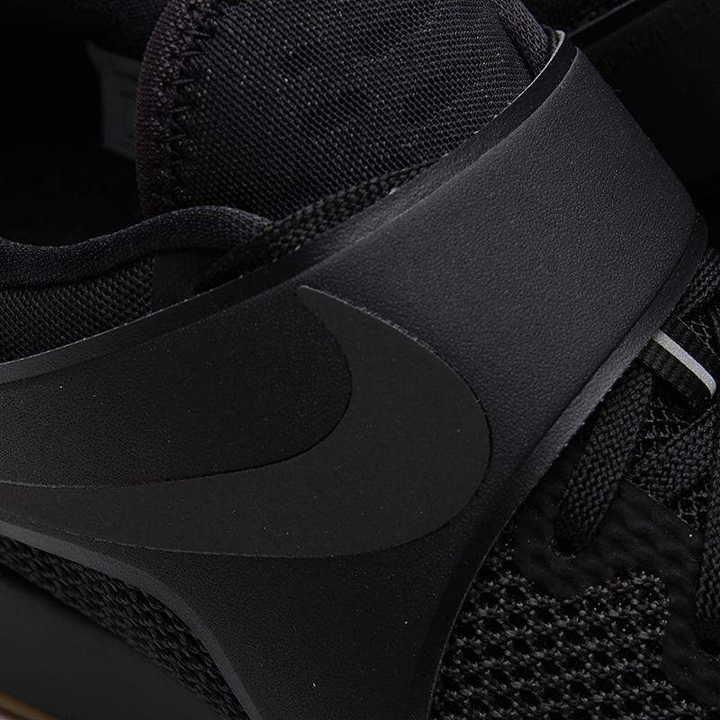 мужские черные  кроссовки nike zoom live 852421-011 - цена, описание, фото 4