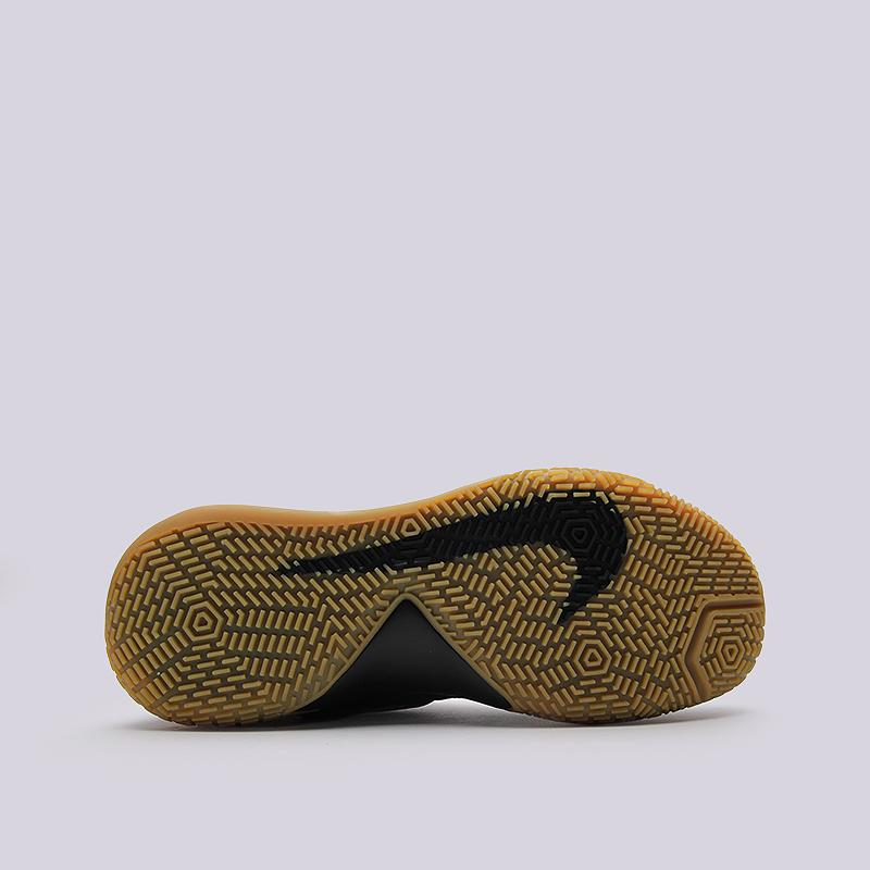 мужские черные  кроссовки nike zoom live 852421-011 - цена, описание, фото 5