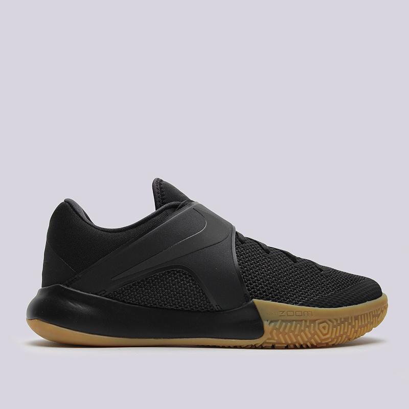 мужские черные  кроссовки nike zoom live 852421-011 - цена, описание, фото 1
