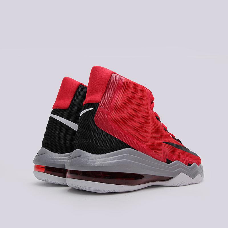 16a7fdfb мужские красные кроссовки nike air max audacity 2016 843884-601 - цена,  описание,