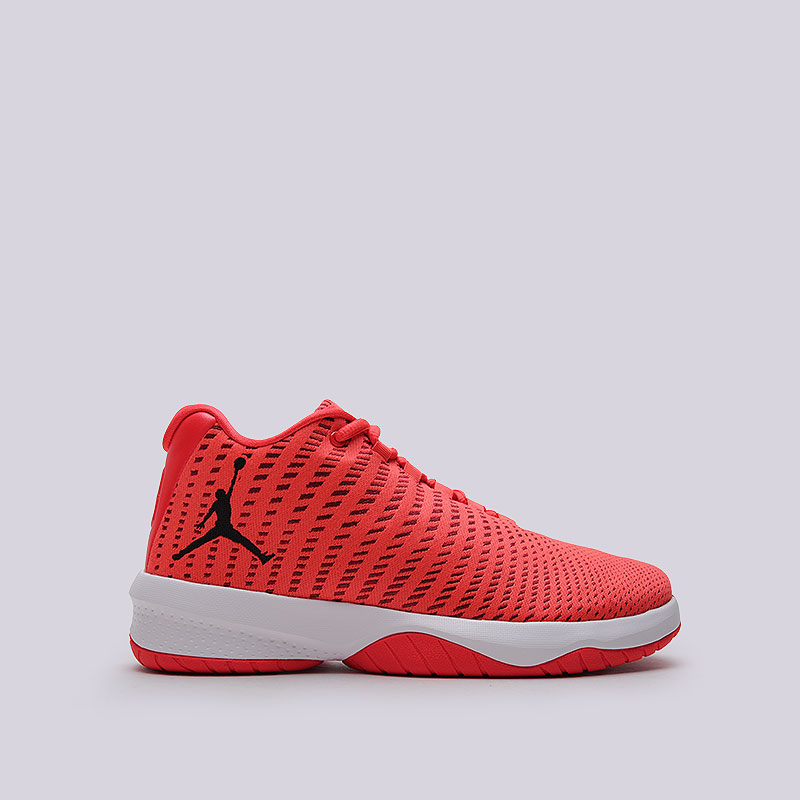 Кроссовки Jordan B.FlyКроссовки баскетбольные<br>синтетика, текстиль, резина<br><br>Цвет: Коралловый<br>Размеры US: 9;10;11.5;12.5;13;15<br>Пол: Мужской
