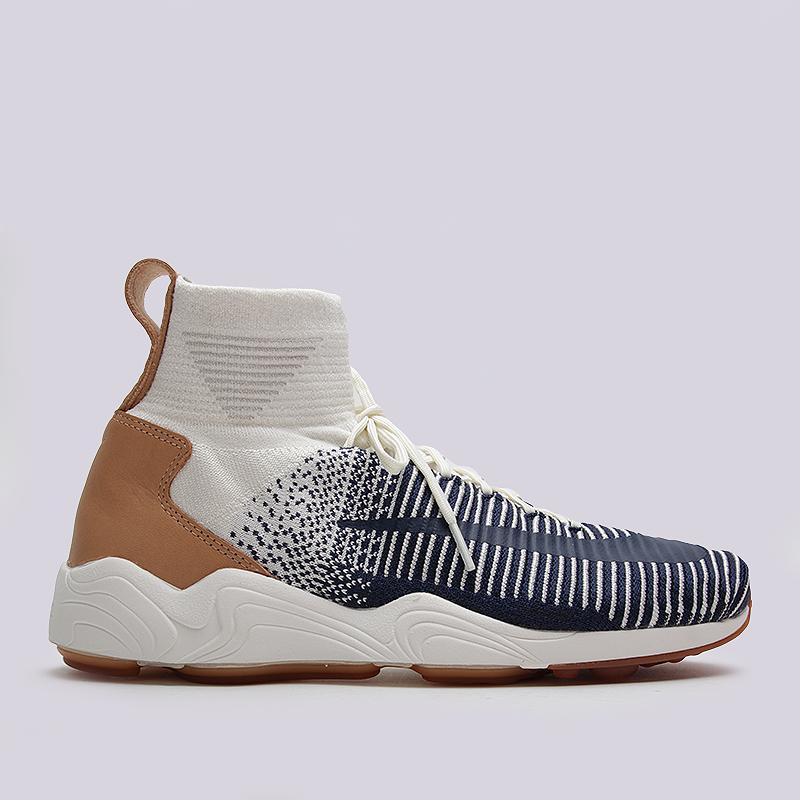 Кроссовки Nike Zoom Mercurial XI FK FCКроссовки lifestyle<br>текстиль, резина<br><br>Цвет: Синий<br>Размеры US: 8;8.5;9;9.5;10<br>Пол: Мужской