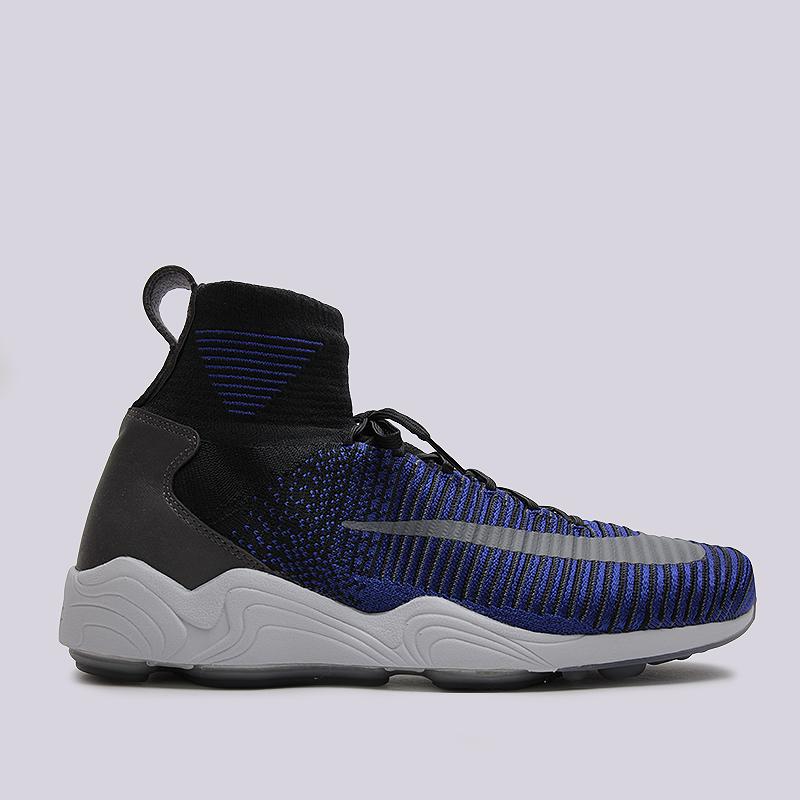 Кроссовки Nike Sportswear Zoom Mercurial XI FK FCКроссовки lifestyle<br>текстиль, резина<br><br>Цвет: Синий<br>Размеры US: 8;8.5;9;9.5;10;10.5;11<br>Пол: Мужской