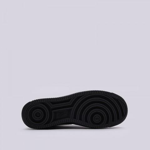 0fa8d42a ... мужские чёрные кроссовки nike air force 1 ultra flyknit mid 817420-301  - цена,
