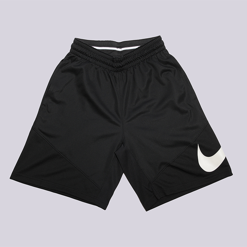 Шорты Nike HBR ShortШорты<br>100% полиэстер<br><br>Цвет: Черный<br>Размеры US: 2XL<br>Пол: Мужской