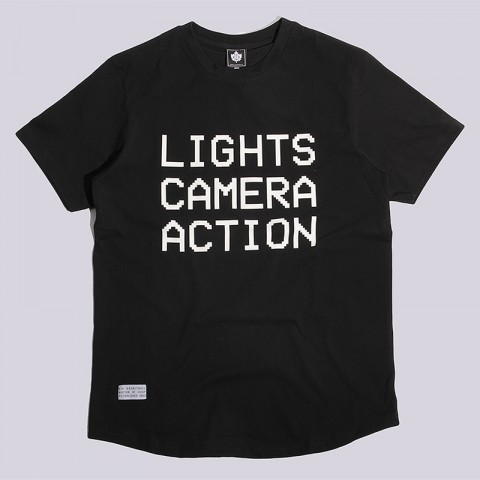 Футболка K1X Lights Camera Action Tee