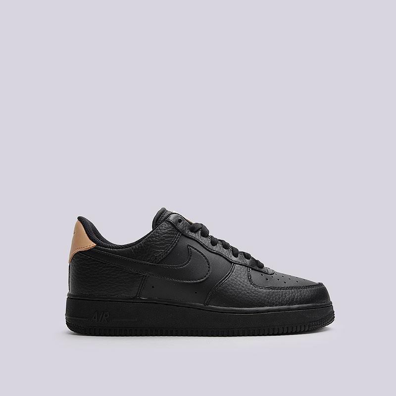 Кроссовки  Nike Sportswear Air Force 1 07 LV8Кроссовки lifestyle<br>Кожа, синтетика, текстиль, резина<br><br>Цвет: Чёрный<br>Размеры US: 8;9;11;11.5<br>Пол: Мужской