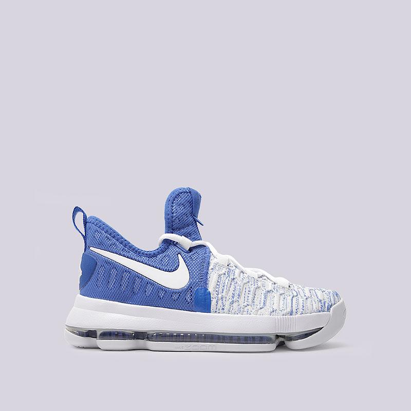 Кроссовки  Nike Zoom KD9 (GS). Производитель: Nike, артикул: 29370