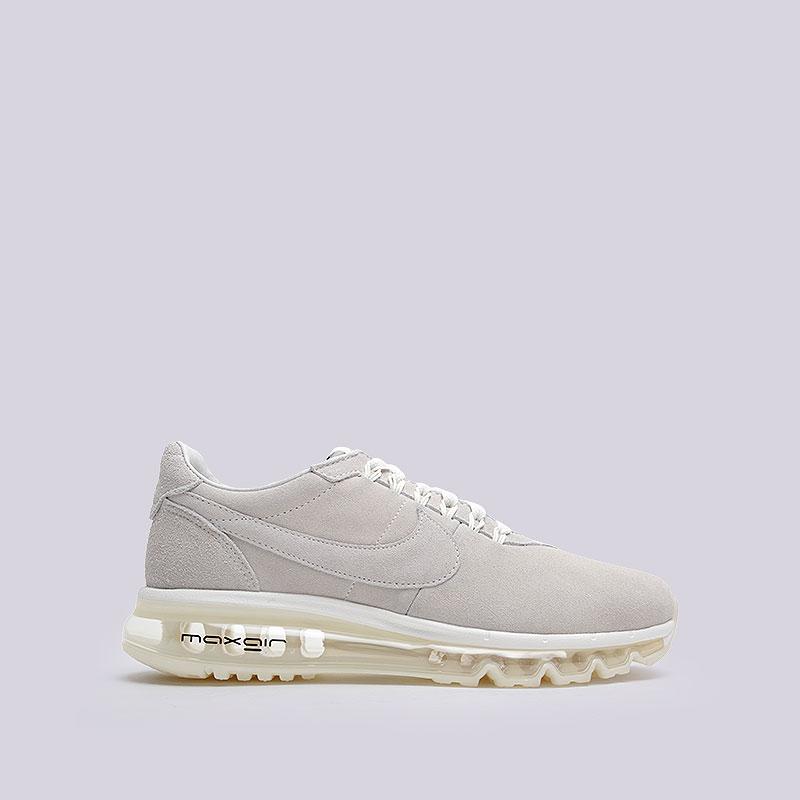 Кроссовки  Nike Sportswear Air Max LD-ZeroКроссовки lifestyle<br>Кожа, резина, пластик<br><br>Цвет: Бежевый<br>Размеры US: 8.5;9;9.5;11;11.5<br>Пол: Мужской