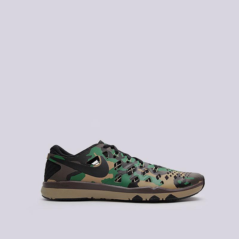 Кроссовки Nike Train Speed 4Кроссовки lifestyle<br>Пластик, текстиль, резина<br><br>Цвет: Камуфляжный<br>Размеры US: 8.5;9.5;10;11<br>Пол: Мужской